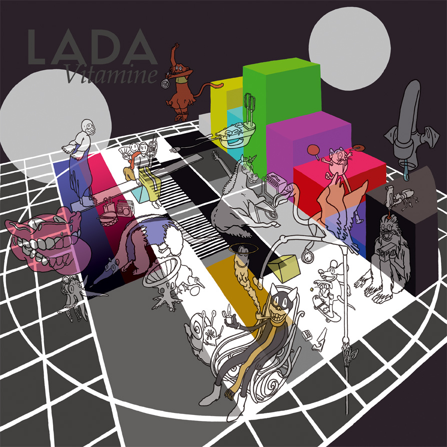 Artwork: Lada - Vitamine
