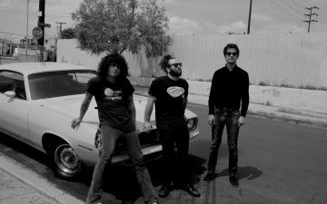 PiN präsentiert: ANTEMASQUE (ex-The Mars Volta / At The Drive-In) zu Gast in Deutschland (Ticketverlosung)
