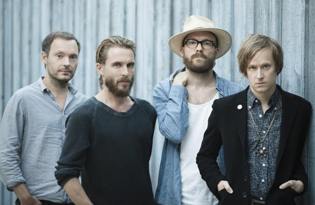 Refused kündigen neues Album an - Erster Song bereits im Stream