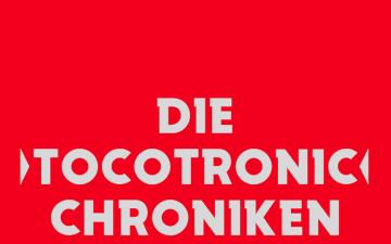 Win mit PiN: Wir verlosen DIE TOCOTRONIC CHRONIKEN in 384 Seiten – 2 Exemplare im Wert von je 50€
