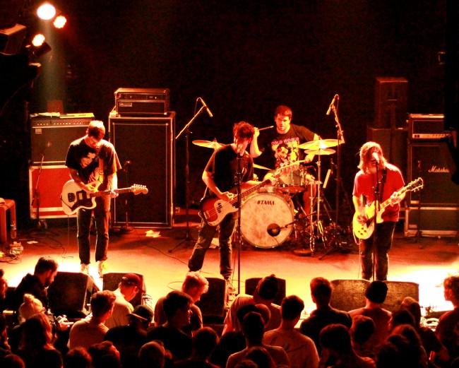 BERICHT: Title Fight, Drug Church und Milk Teeth | Knust Hamburg 21.05.2015