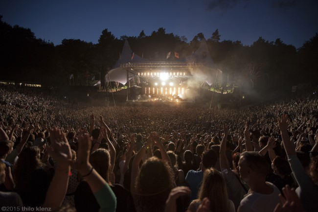 BERICHT: Mumford & Sons, Everything Everything, Bear's Den @ Waldbühne Berlin 18.07.2015