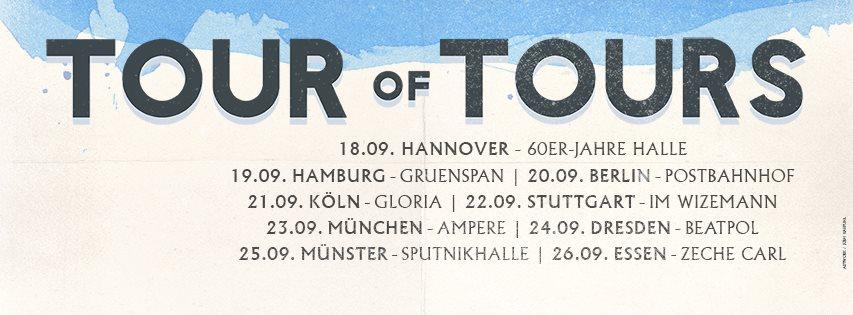 Tours of Tours