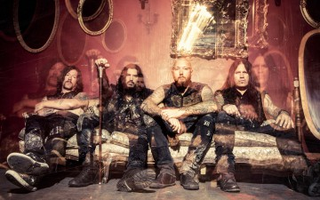 Machine Head Deutschland Tour 2016