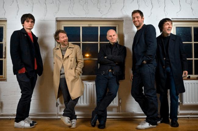 Radiohead Teaser