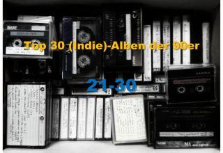 Top 30 Alben der 90er