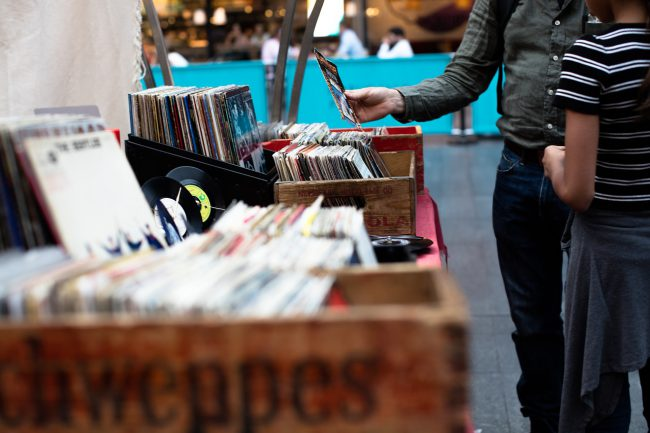 Vinyl-Trend