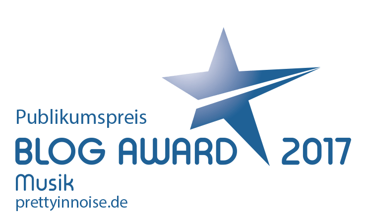 Pretty in Noise ist Sieger beim Blog Award 2017