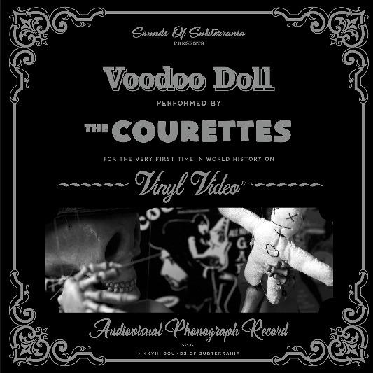 Courettes-Voodoo_Doll-single-2018-artwork