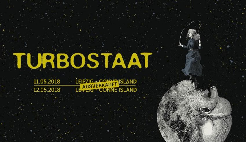 Turbostaat Conne Island