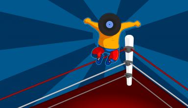 Record Knockdown