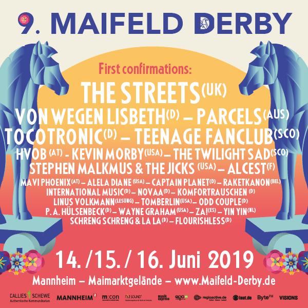 Maifeld Derby 2019