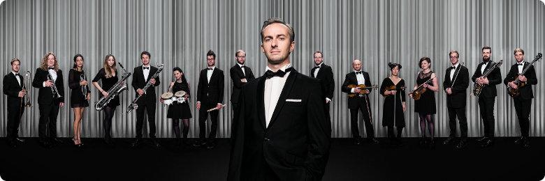 Jan Böhmermann & das Rundfunk Tanzorchester RTO Ehrenfeld