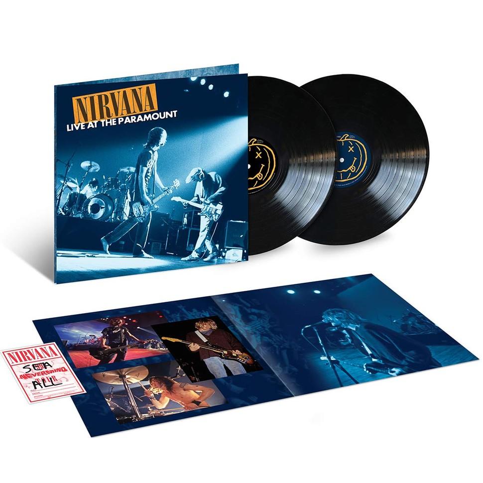Nirvana – Live At The Paramount