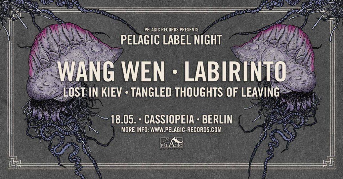 Pelagic Label Night