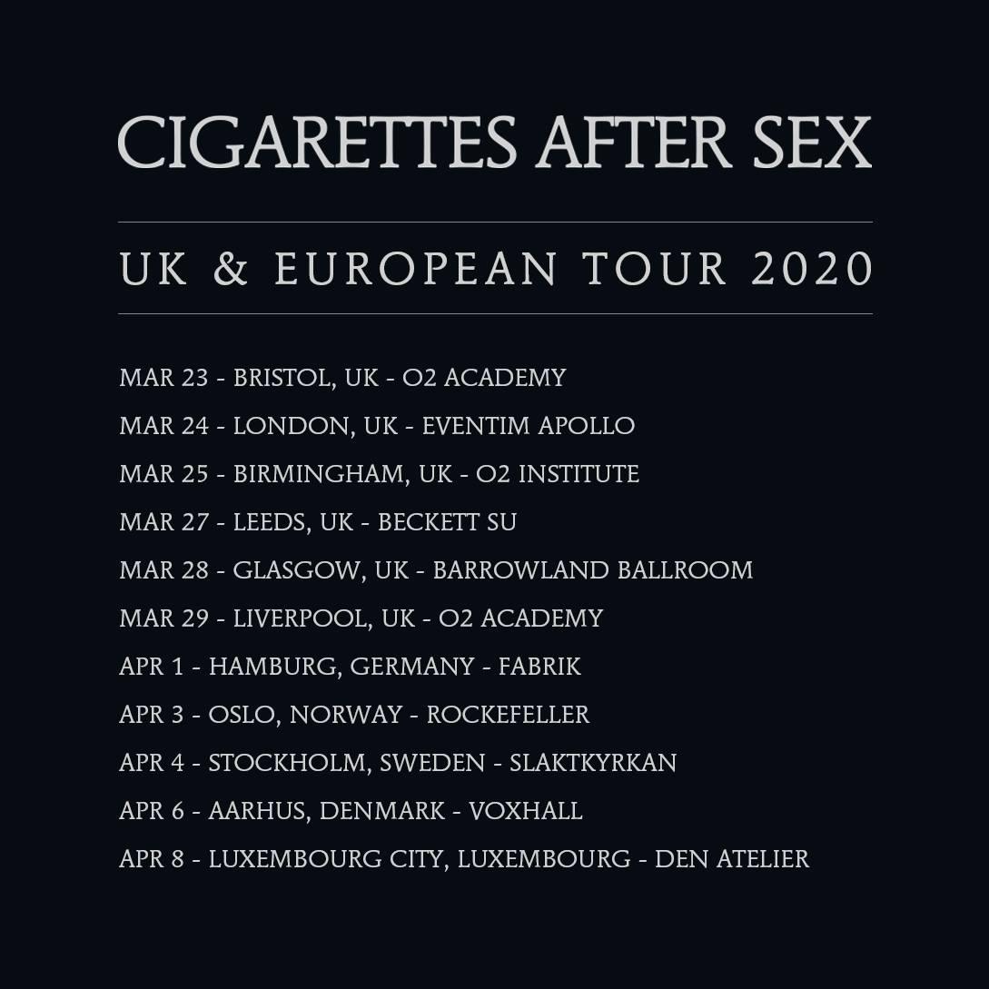 CaS Tour 2020