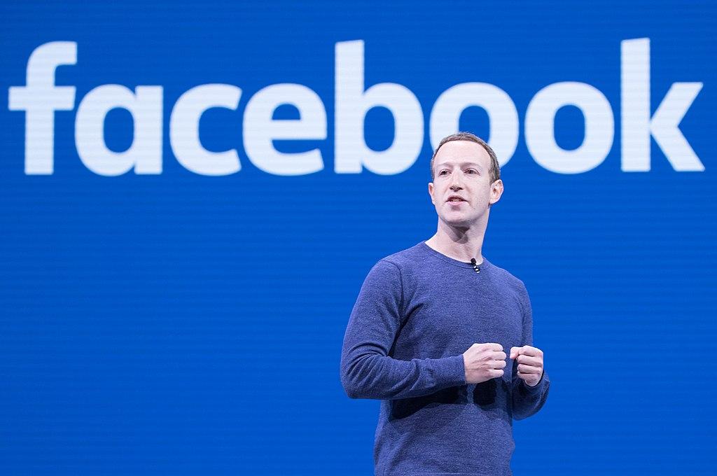 Mark Zuckerberg F8 2018 Keynote | (c) Anthony Q