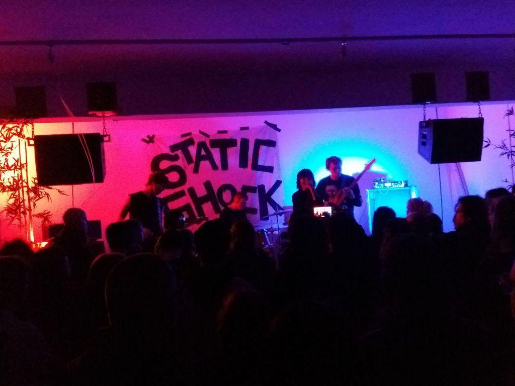 Static Shock Weekend VIII