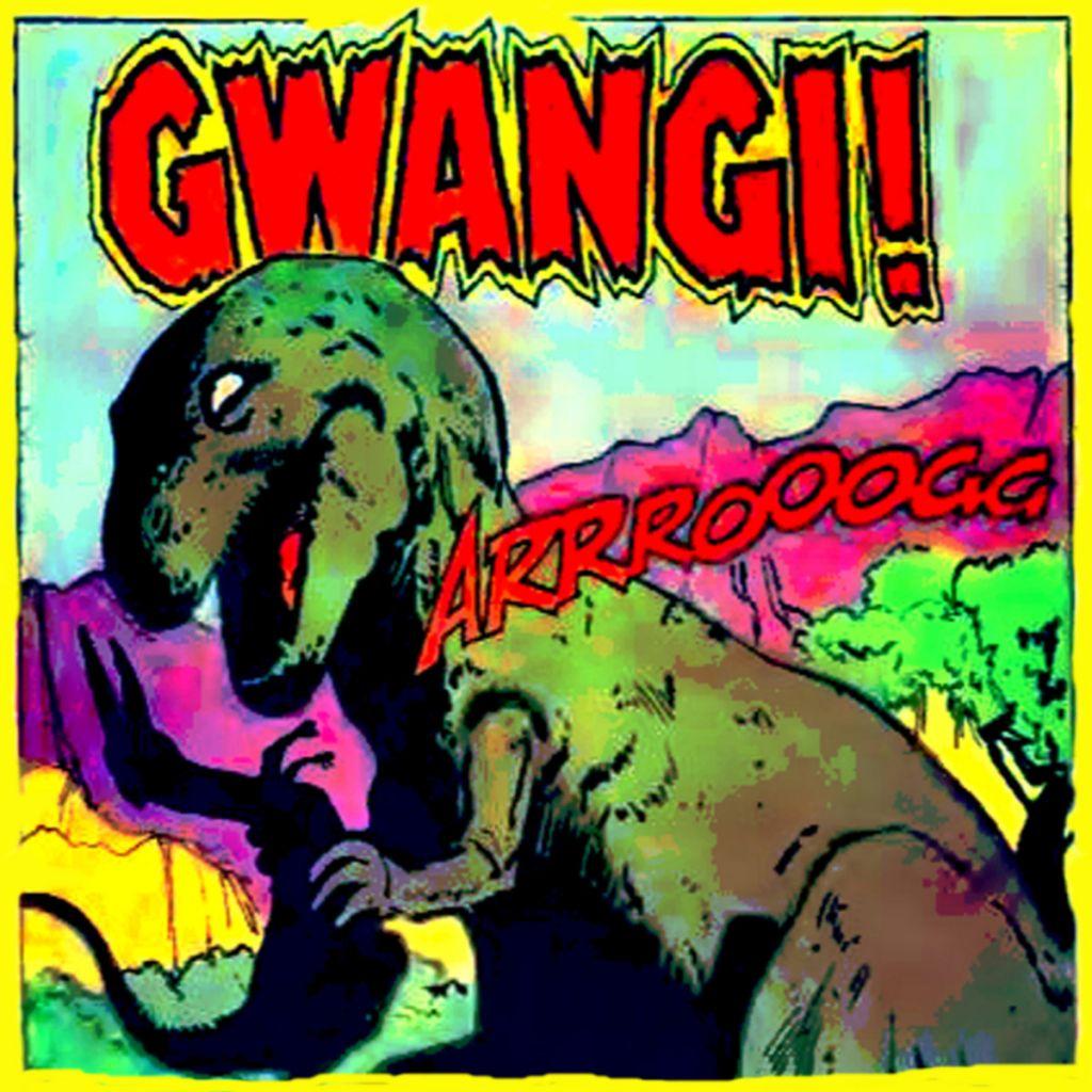 Gwangi!