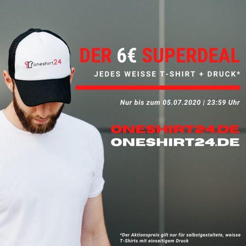 Der 6€ Superdeal