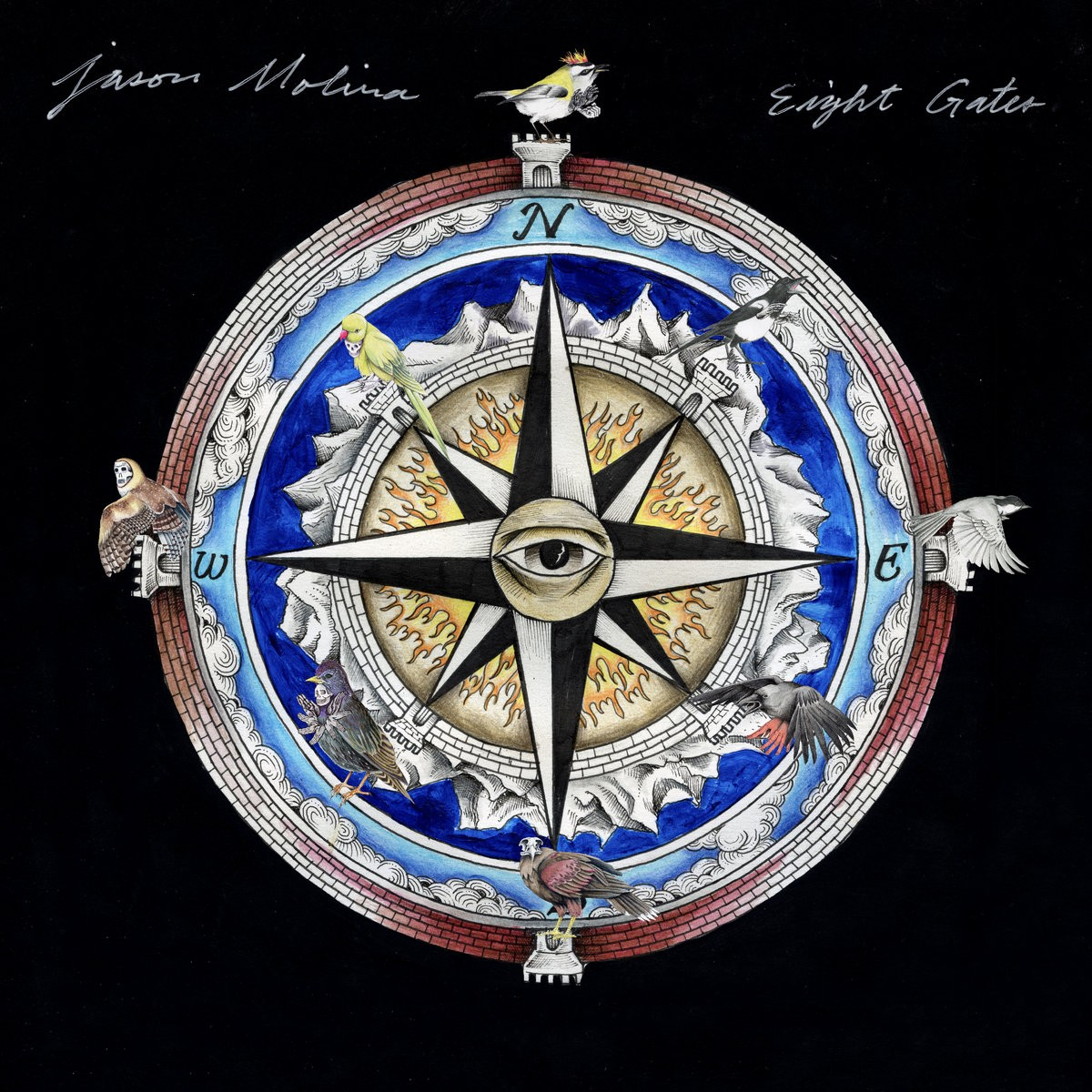 Jason Molina – Eight Gates